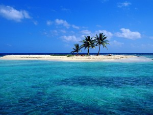 Sandy-Island-Clear-Water-Wallpaper-Belize