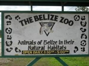 BelizeZoo_sign