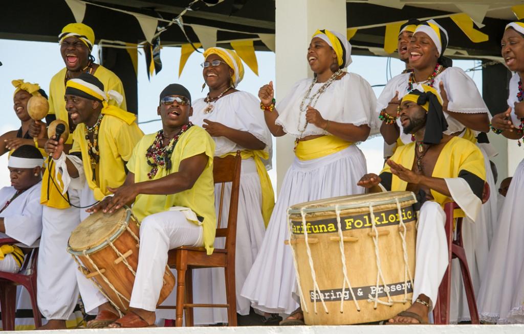 Garifuna-Musicians